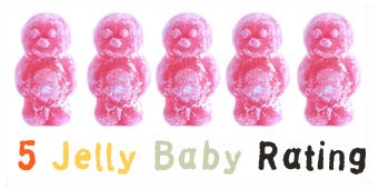 5 jelly baby rating