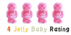 4 jelly baby rating