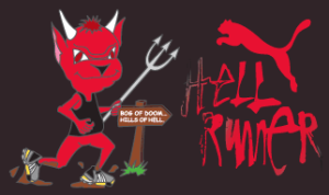 hellrunner, hell in the middle