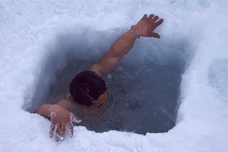 icebath Are ice baths worth the agony?